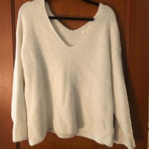 H&M Women's White Sweater